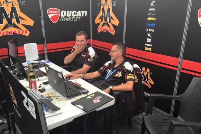 Faccani a Moser, nová sestava týmu STK1000 Triple-M