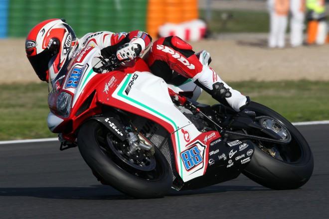 Maïarský Schmidt Racing angažoval Nicolase Terola