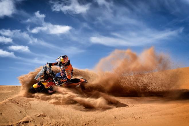 KTM na Dakar bez Comy, ale s mistrem svìta