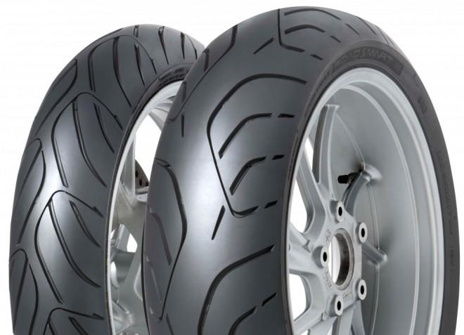 Dunlop dokonèil testy pneumatik RoadSmart III, v lednu je zaène prodávat