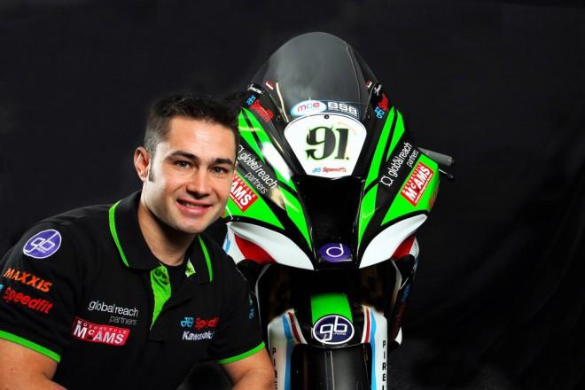 Haslam pojede v BSB, podepsal s JG Speedfit Kawasaki