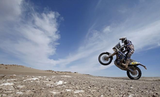 Dakar 2016, startovní listina s 5 Èechy