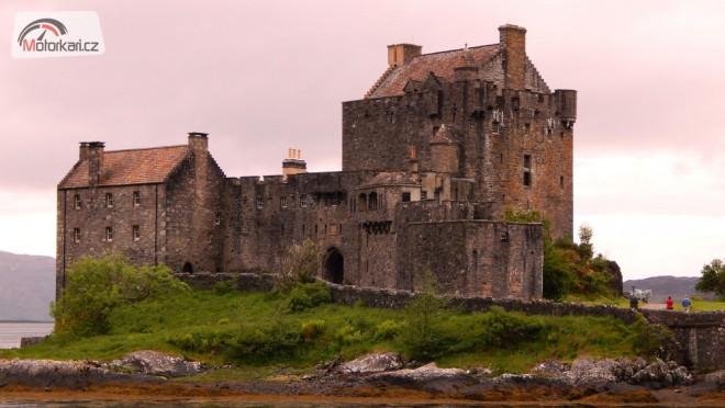 Za dìtmi do Skotska