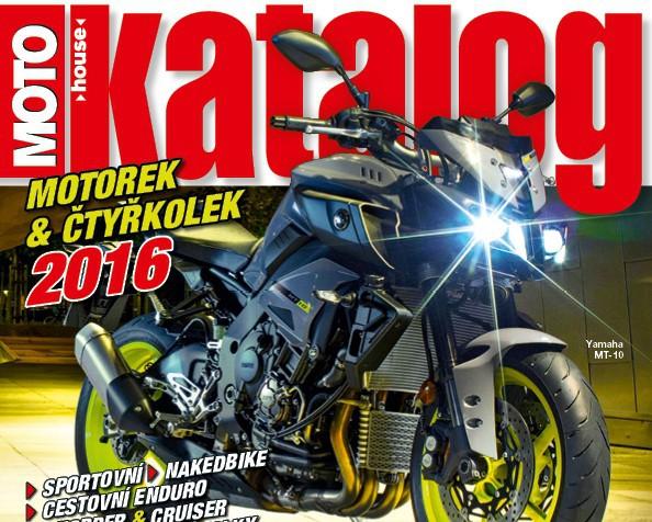 Motohouse katalog motorek a ètyøkolek 2016