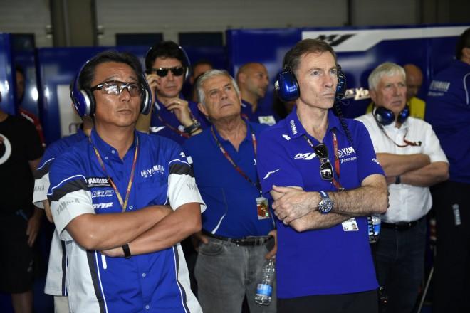 Jarvis chce Yamahu udr�et na �pici MotoGP tak� v p��t�m roce