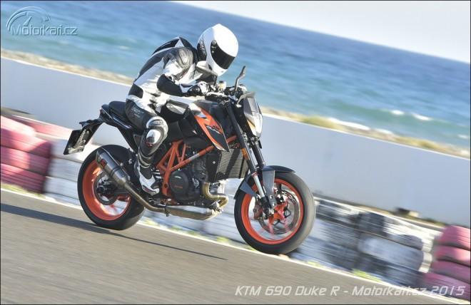 První jizda: KTM 690 Duke/R 2016
