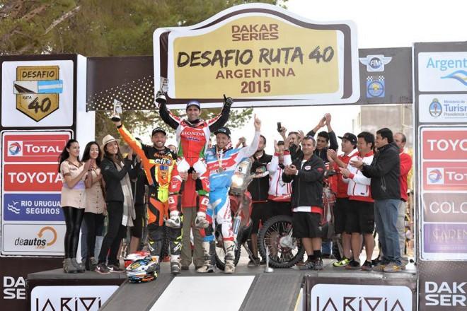 Tipujte na umístìní závodníkù v Rally Dakar a vyhrajte jednu ze zajímavých cen
