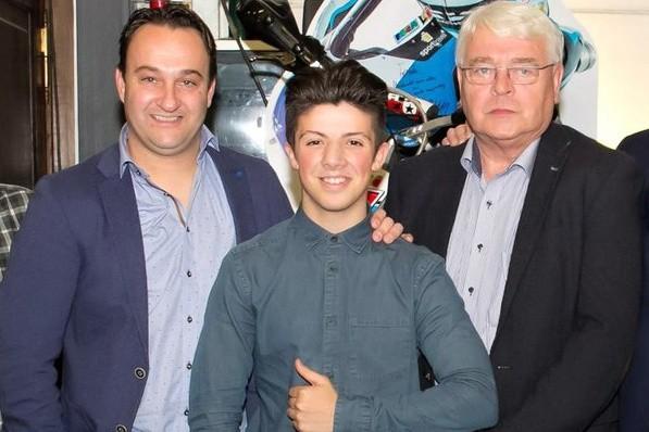 Livio Loi pokraèuje v pøíštím roce s RW Racing GP