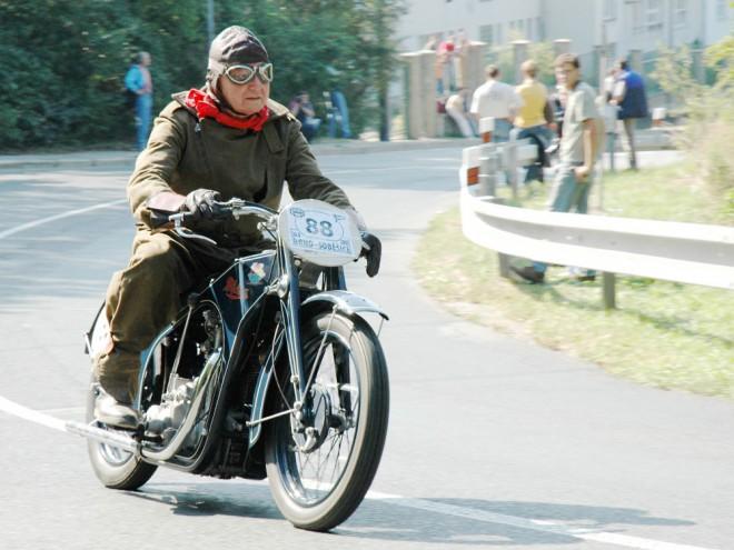 La Mondiale: svìtové motocykly