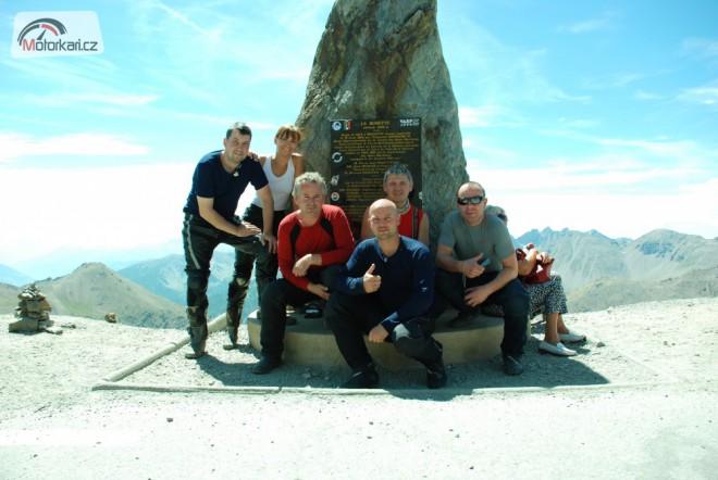 Tour des Grandes Alpes 2015