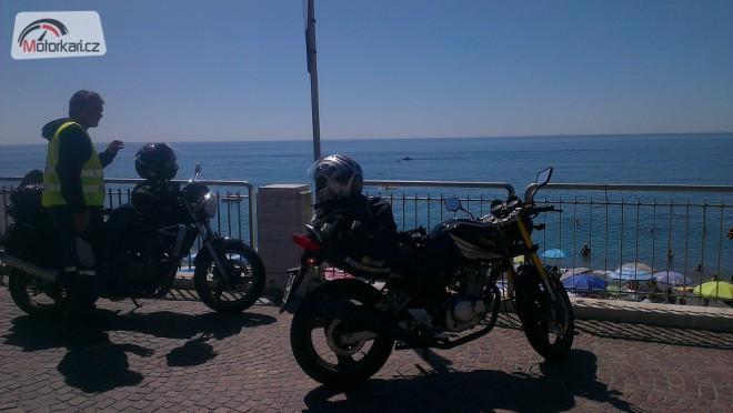 K mo�i na motorce