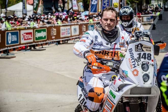 Dakar 2016: Nováèek Lhotský si užívá atmosféru