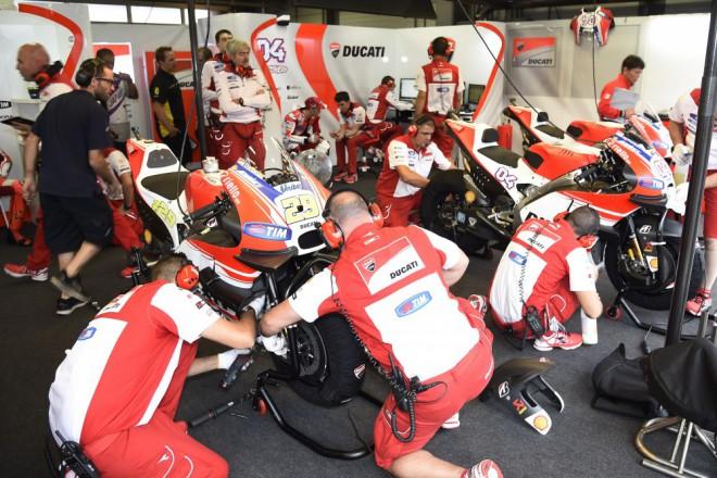 Aerodynamika bude v MotoGP st�le d�le�it�j��