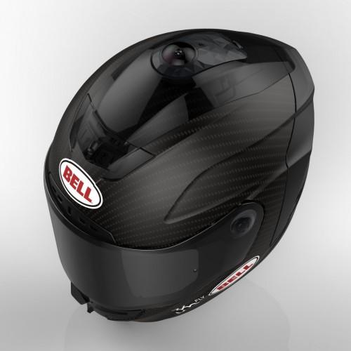 Pøilba Bell s vestavìnou 360° kamerou