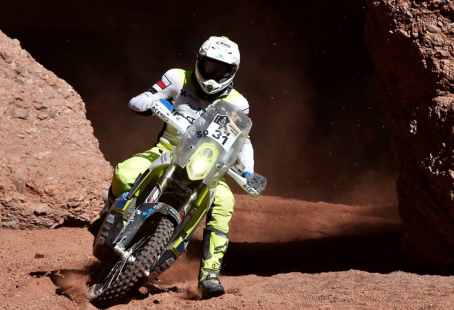 Klymèiw si zlomil nohu, na Dakaru i s Lhotským konèí
