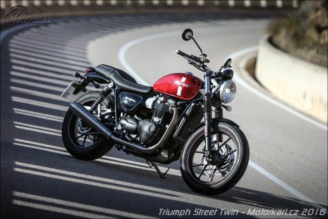 Triumph Street Twin: Bonneville pro 21. stolet�
