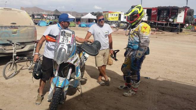 Milan Engel na Dakaru skonèil