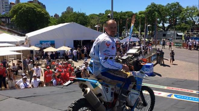 Ohlasy závodníkù po Rallye Dakar