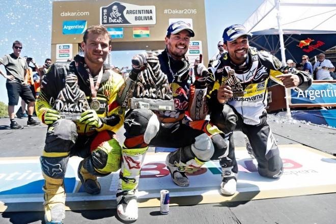Druhá polovina Dakar Rally 2016 v obrazech