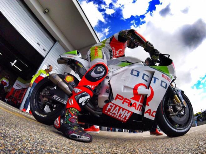Pramac Racing spolupracuje s Yakhnich Motorsport