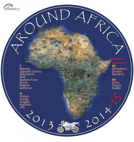 Around Afrika stage III