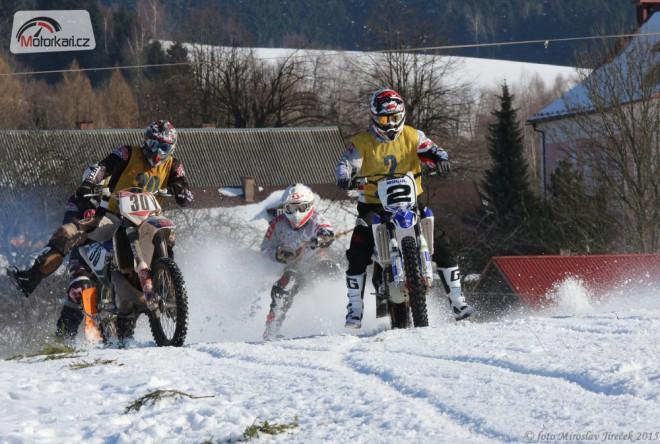 V Jižních Èechách startuje MÈR 2016 v motoskijöringu
