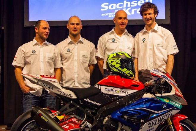 Tým Gert56 by RS Speedbikes v roce 2016 s èeskou úèastí