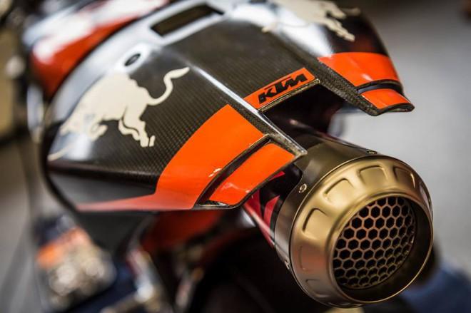 Nový prototyp bude KTM testovat s Lüthim a De Punietem