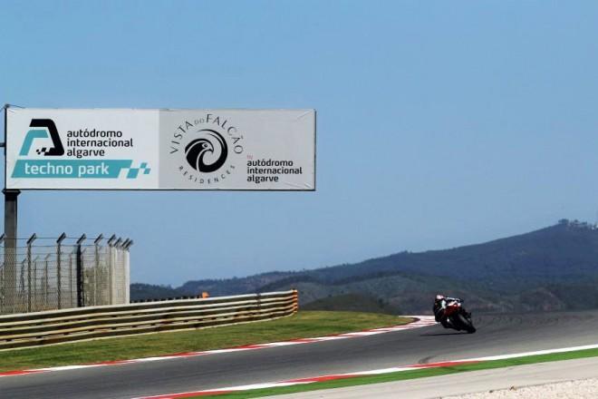 V Portimau testovali jezdci Pata Crescent Yamaha