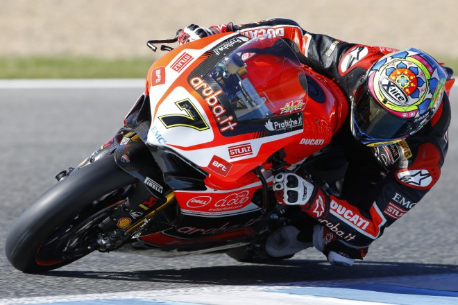 Testem v Portimau odstartovali sezonu jezdci Ducati SBK