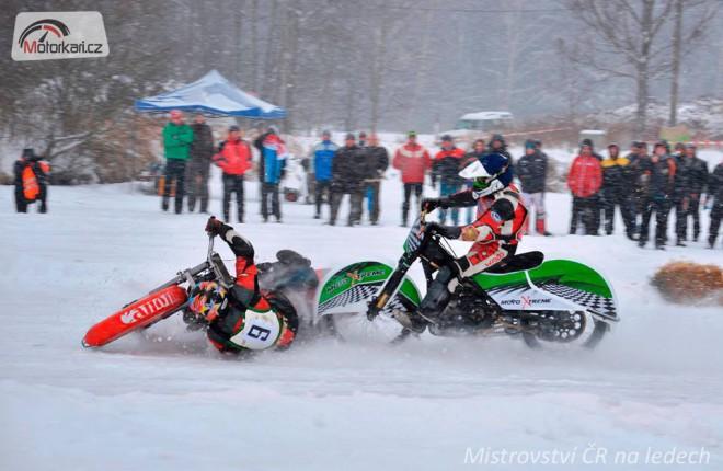 Mistrovství ÈR na ledech – Chrastná/Holice