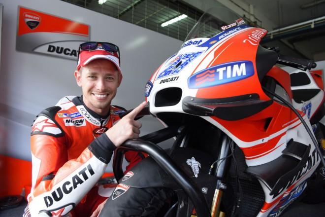 Stoner je z Ducati nadšený, síly zmìøí s ostatními jezdci MotoGP