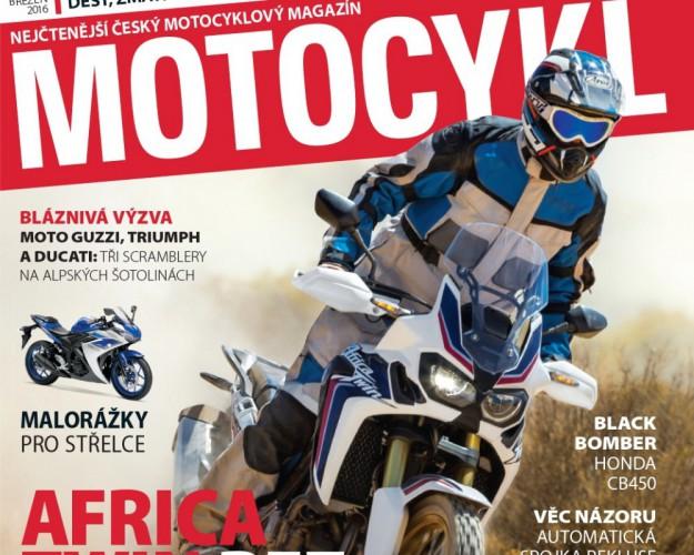 Motocykl 3/2016