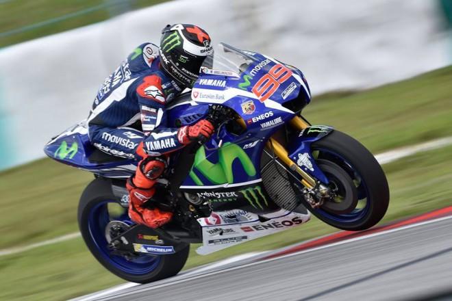 Test MotoGP - V pondìlí zajel nejrychleji Jorge Lorenzo