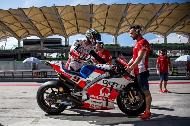 Test MotoGP – V úterý byl nejrychlejší Danilo Petrucci