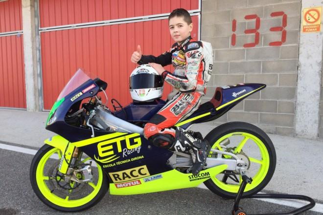 Michal Búlik pojede ve Španìlsku Moto4