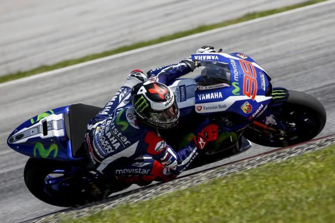 Test MotoGP – Nejrychlejším jezdcem prvního testu je Lorenzo