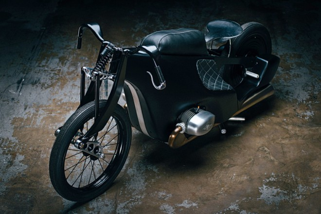BMW Landspeeder od Revival Cycles