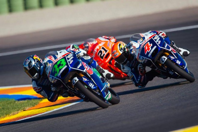 Týmy Moto2 a Moto3 míøí do Valencie na privátní testy