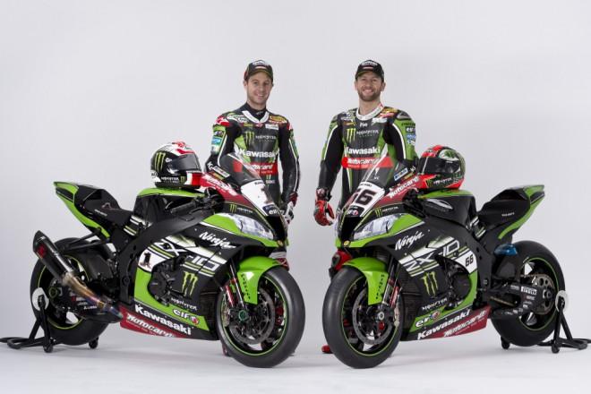 Kawasaki Racing Team pøedstavil sestavu 2016