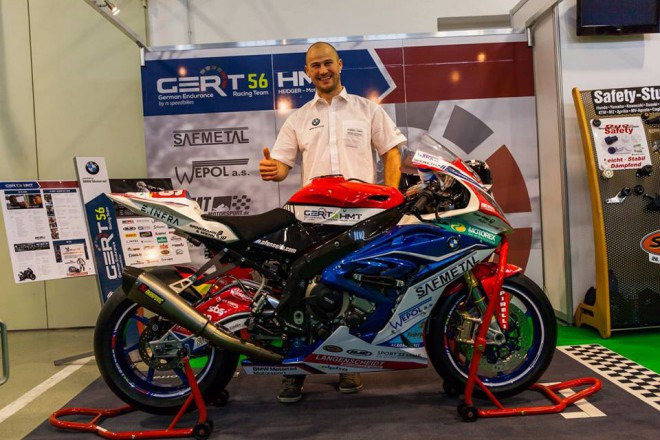 Petr �Kimura� Bi�i�t� nastupuje do MS Endurance