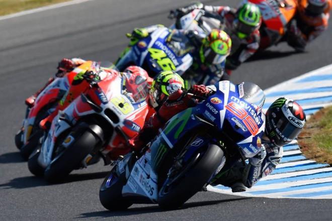 Od støedy testují jezdci MotoGP na Phillip Islandu