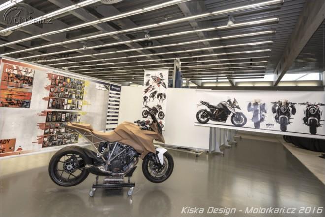 Kdo stojí za designem KTM? Nakouknìte do studia Kiska