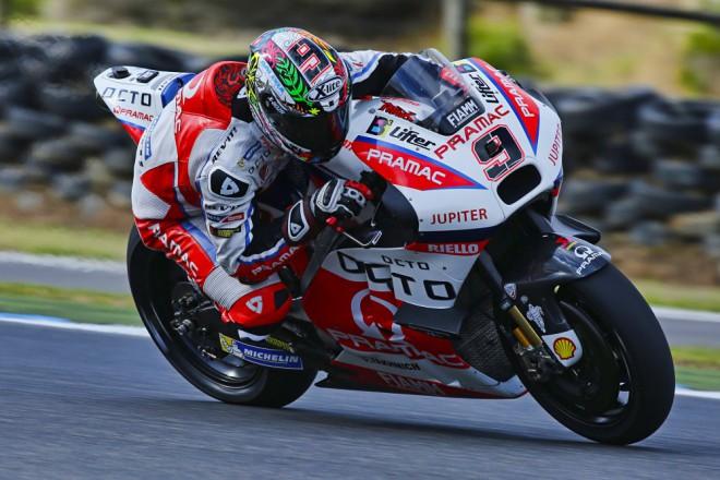 Test MotoGP - Prvn� den na jihu Austr�lie