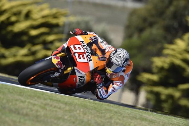 Test MotoGP – Tøetí den na Phillip Islandu