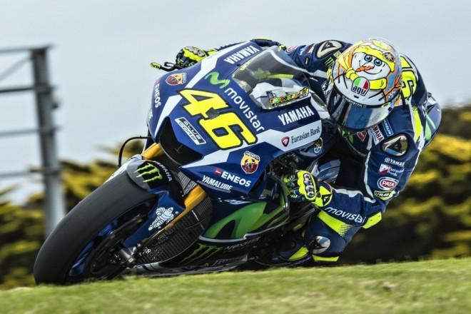 Rossi zah�j� sezonu s M1, kter� m� bl� k modelu 2015