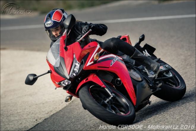Testujeme novinky: Honda CB500F a CBR500R