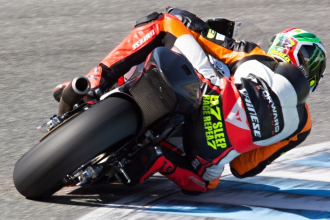 Druhý den v Jerezu nejrychlejší Bastianini s Corsim
