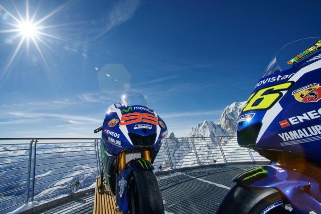 Yamaha míøí do Kataru z vrcholu Evropy
