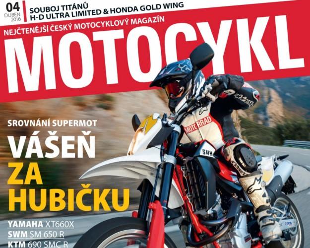 Motocykl 4/2016